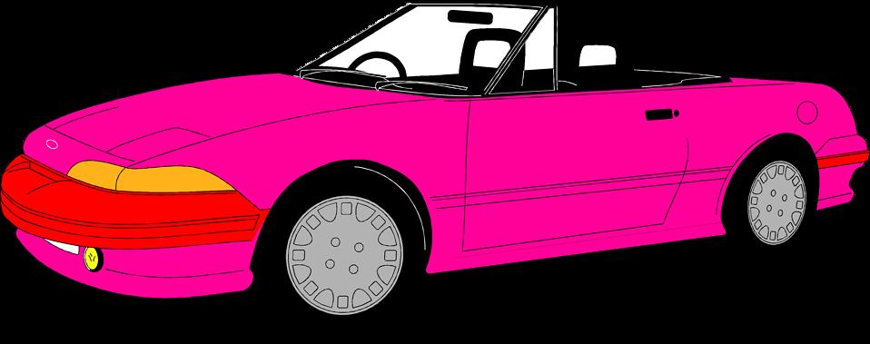 958x379 Car Transparent Clipart