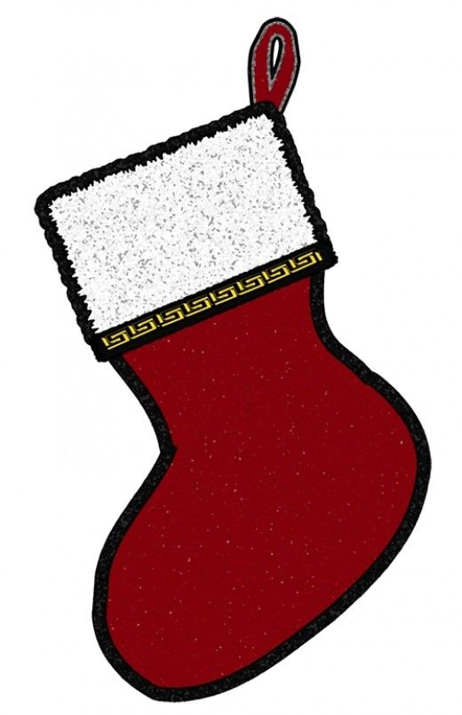 Stocking Clipart