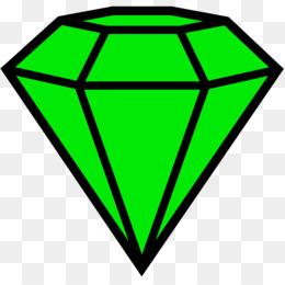 260x260 Stone Clipart Emerald Green 4