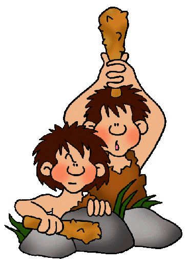 365x514 stone age clipart 1 Clipart Station