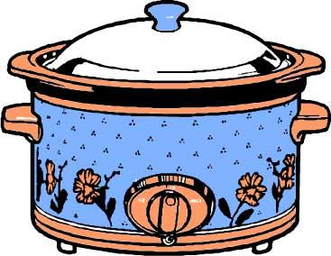 367x284 Soup Clipart Slow Cooker