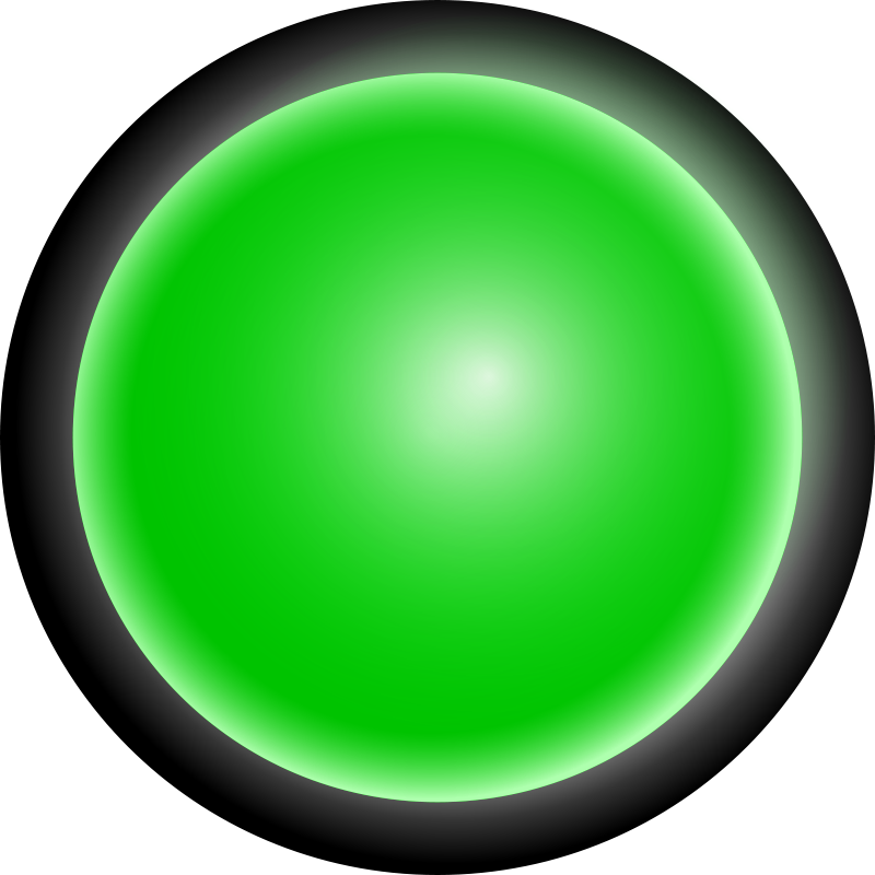 800x800 Green Light Clipart Clipartlook