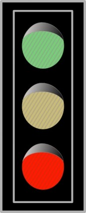 171x425 Traffic Light Clip Art Download