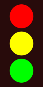 150x300 Traffic Light Clip Art