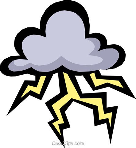 443x480 Storm Clouds Royalty Free Vector Clip Art Illustration Natu0467
