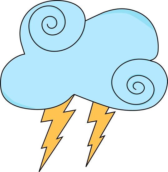 Storm Cloud Clipart