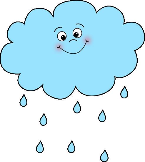 493x550 Gloomy Clipart Thunderstorm Cloud