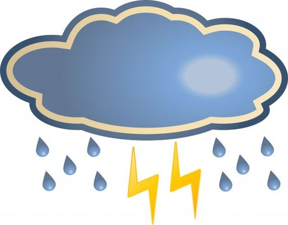 570x446 Thunderstorm Clipart Amp Look At Thunderstorm Clip Art Images