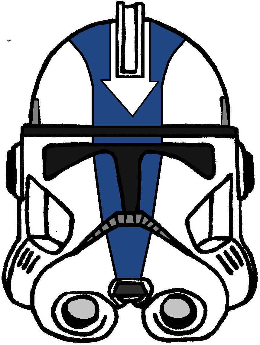 860x1140 Styles Clone Trooper Arf Helmet Together With Clone Trooper
