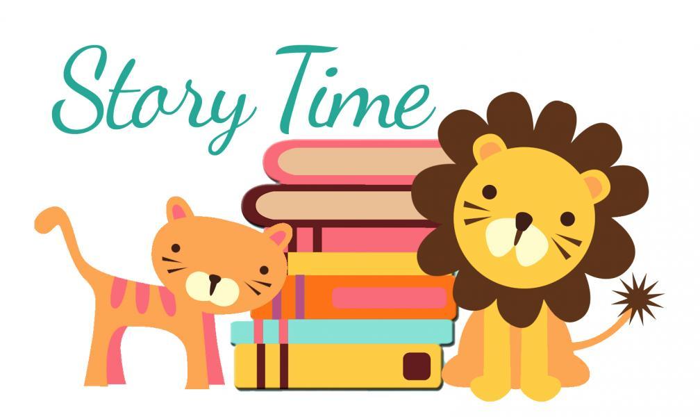 1008x600 Bookhampton Story Time! Book Hampton