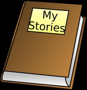 288x298 My Stories Clip Art