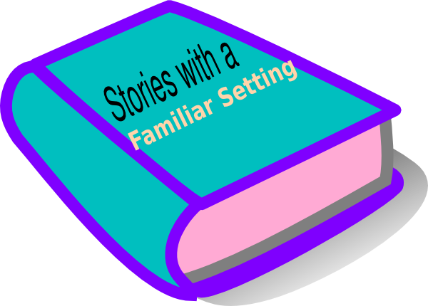 600x430 Stories With A Familiar Setting Book Clip Art