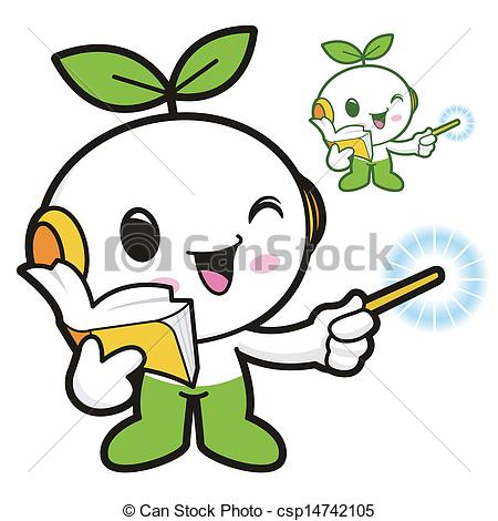 450x470 Storybook Characters Clipart