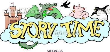 375x178 Book Clipart Story Time