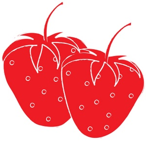 300x300 Free Strawberries Clipart Image 0515 0910 2901 1520 Food Clipart