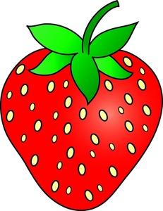 231x300 Strawberry Clip Art Free Clipart Panda