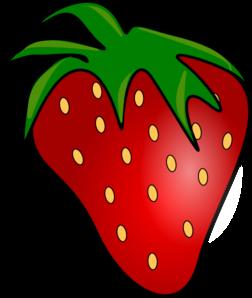 252x298 Strawberry Clip Art Free Clipart Panda