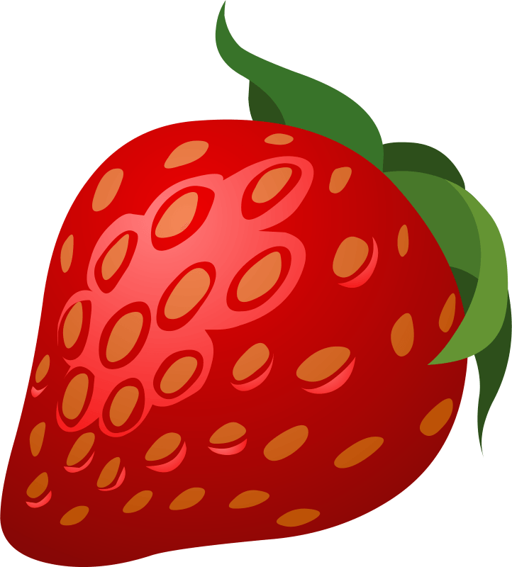 722x800 Strawberries Cliparts