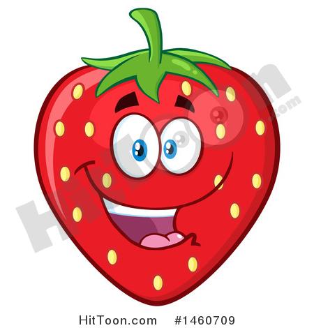 450x470 Strawberry Clipart