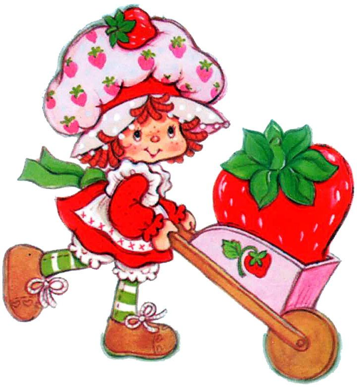 720x780 Strawberry Short Cake Strawberry Shortcake Clip Art