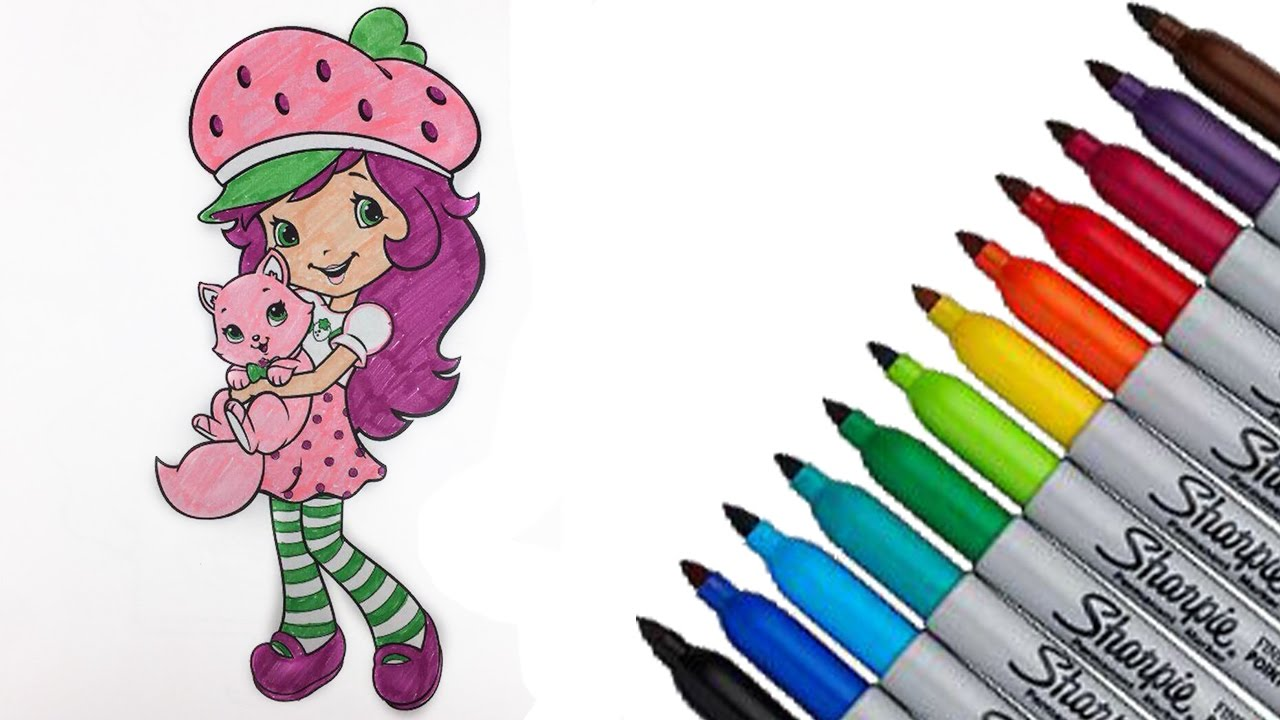 1280x720 Strawberry Shortcake's Berry Bitty Adventures Strawberry Shortcake