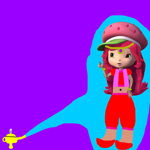 600x600 Genie Strawberry Shortcake By Pardorobles1234
