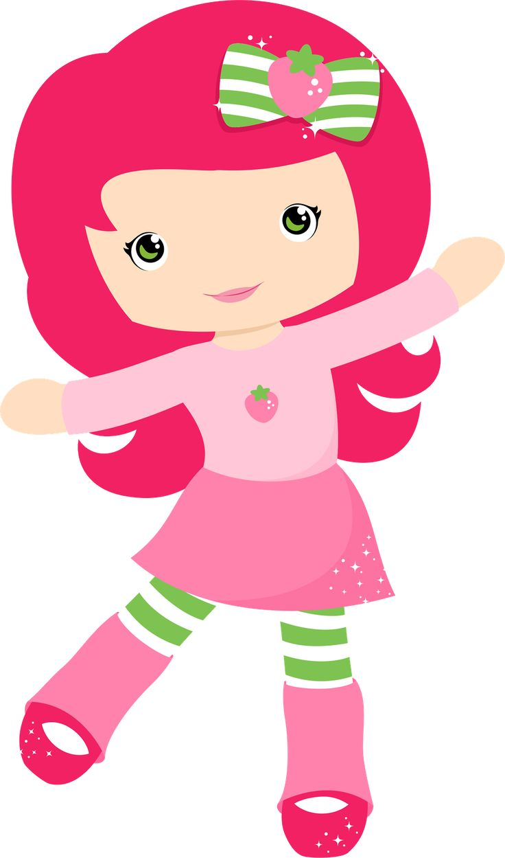 Strawberry Shortcake Clipart