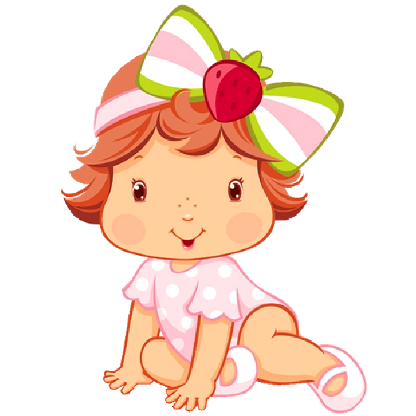 600x600 Baby Strawberry Shortcake Clip Art Strawberry Shortcake