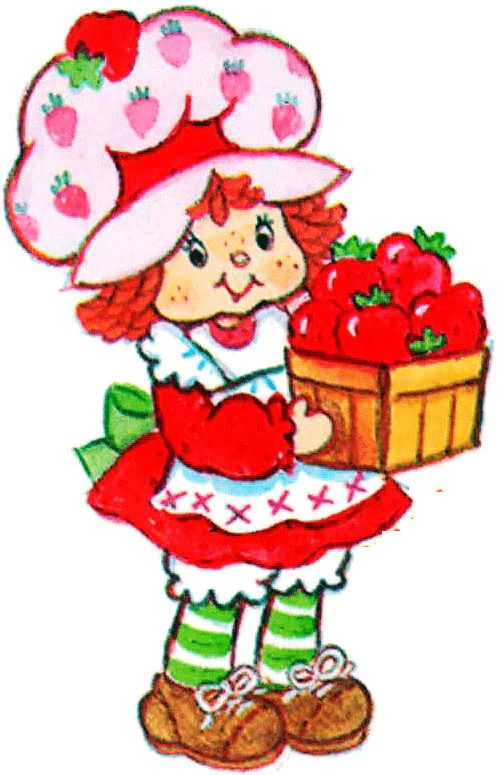 498x775 Strawberry Shortcake Images Clipart Clip Art Strawberry