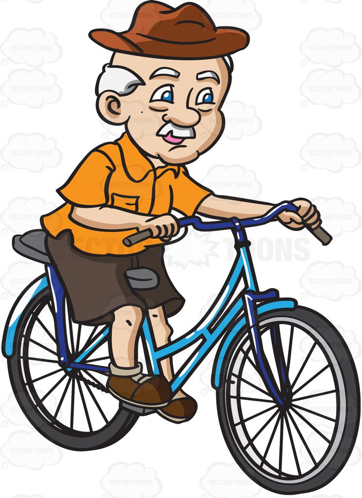 744x1024 Two Wheels Clipart Vector Toons