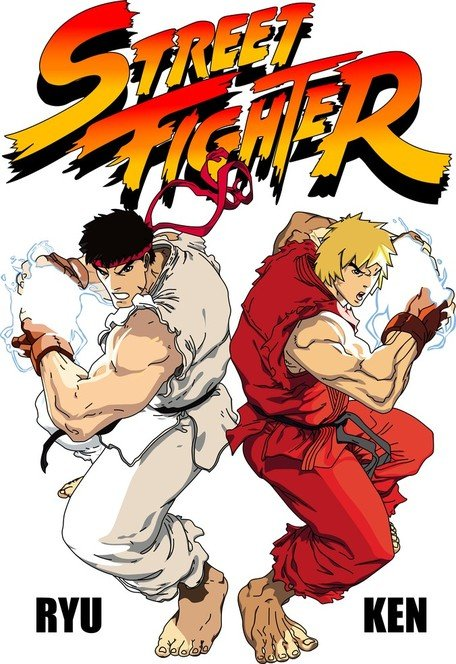 456x664 Free Street Fighter Vector Source Files Clipart And Vector