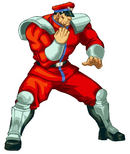 435x514 M. Bison (From Street Fighter) Video Games Street