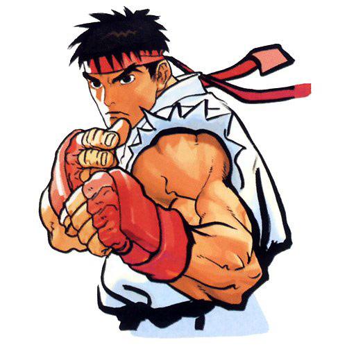 500x500 Ryu Artwork