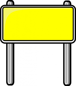 street signs clipart at getdrawings com free for personal use