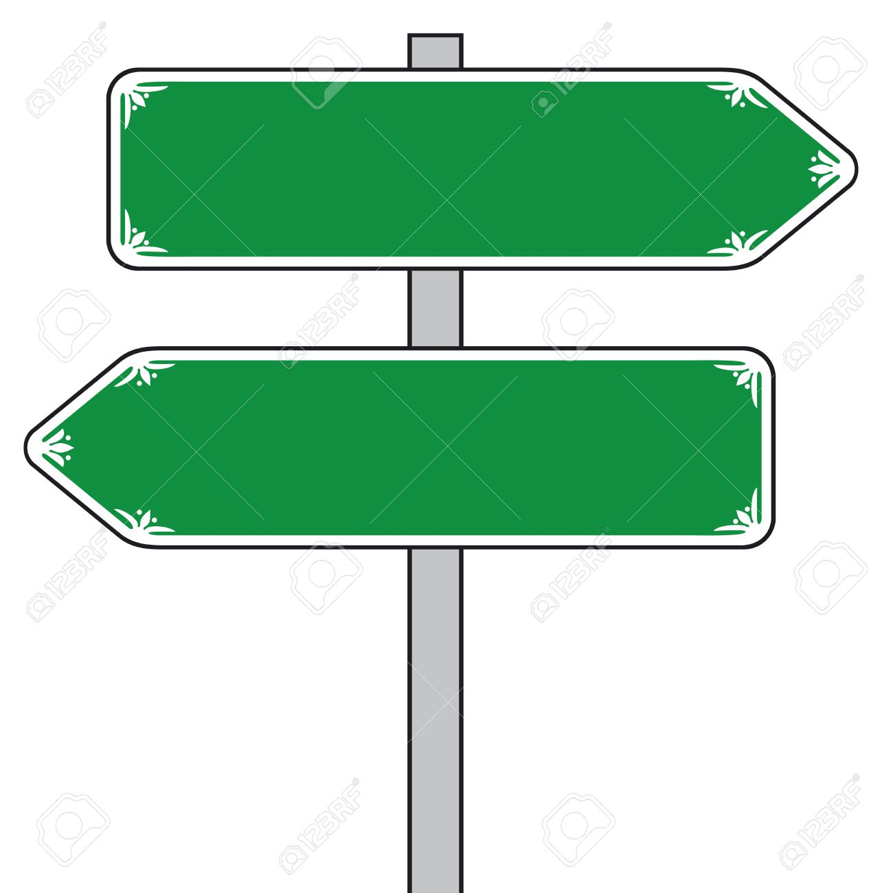 1284x1300 Street Sign Clip Art Sign Direction (Street Sign, Road Sign