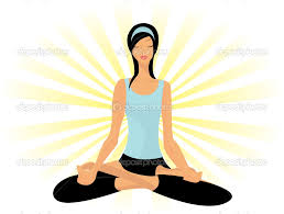 258x195 Clip Art Of Woman In Yoga Pose Clipart Panda