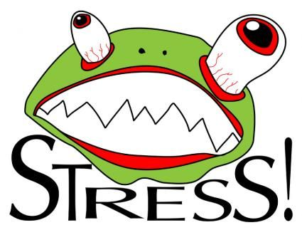 425x330 Funny Stressful Clip Art Clip Art Free, Stress Management