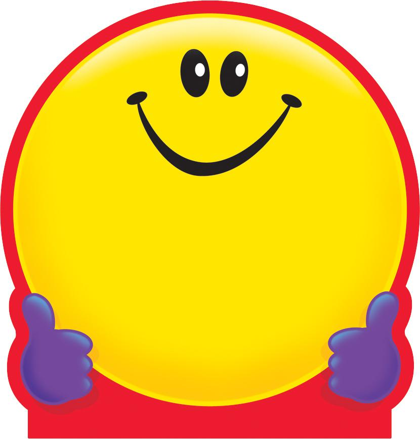 830x869 Smileys Clipart Colorful'18233