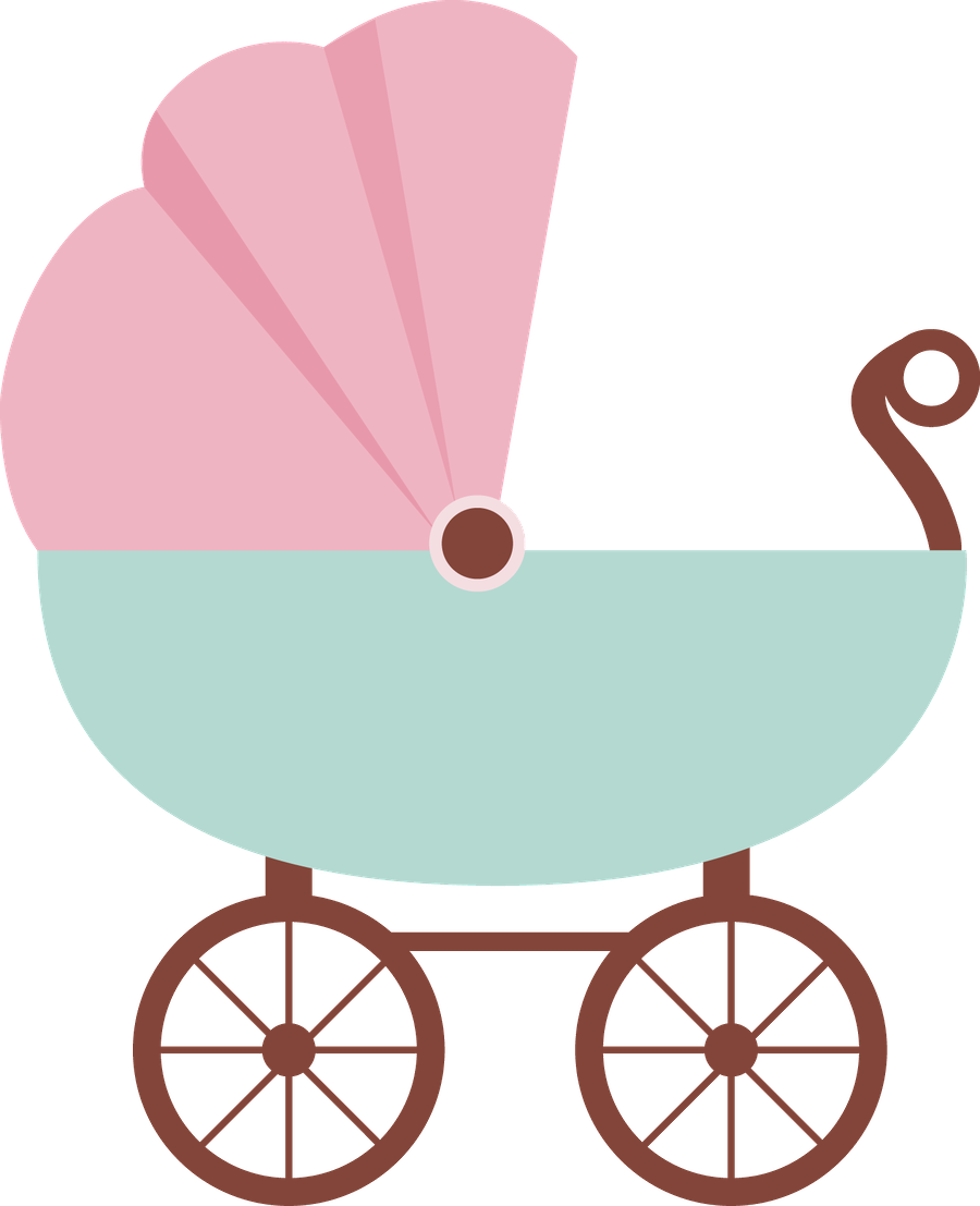 900x1107 Baby Carriage Clip Art Baby Shower Ideas Baby