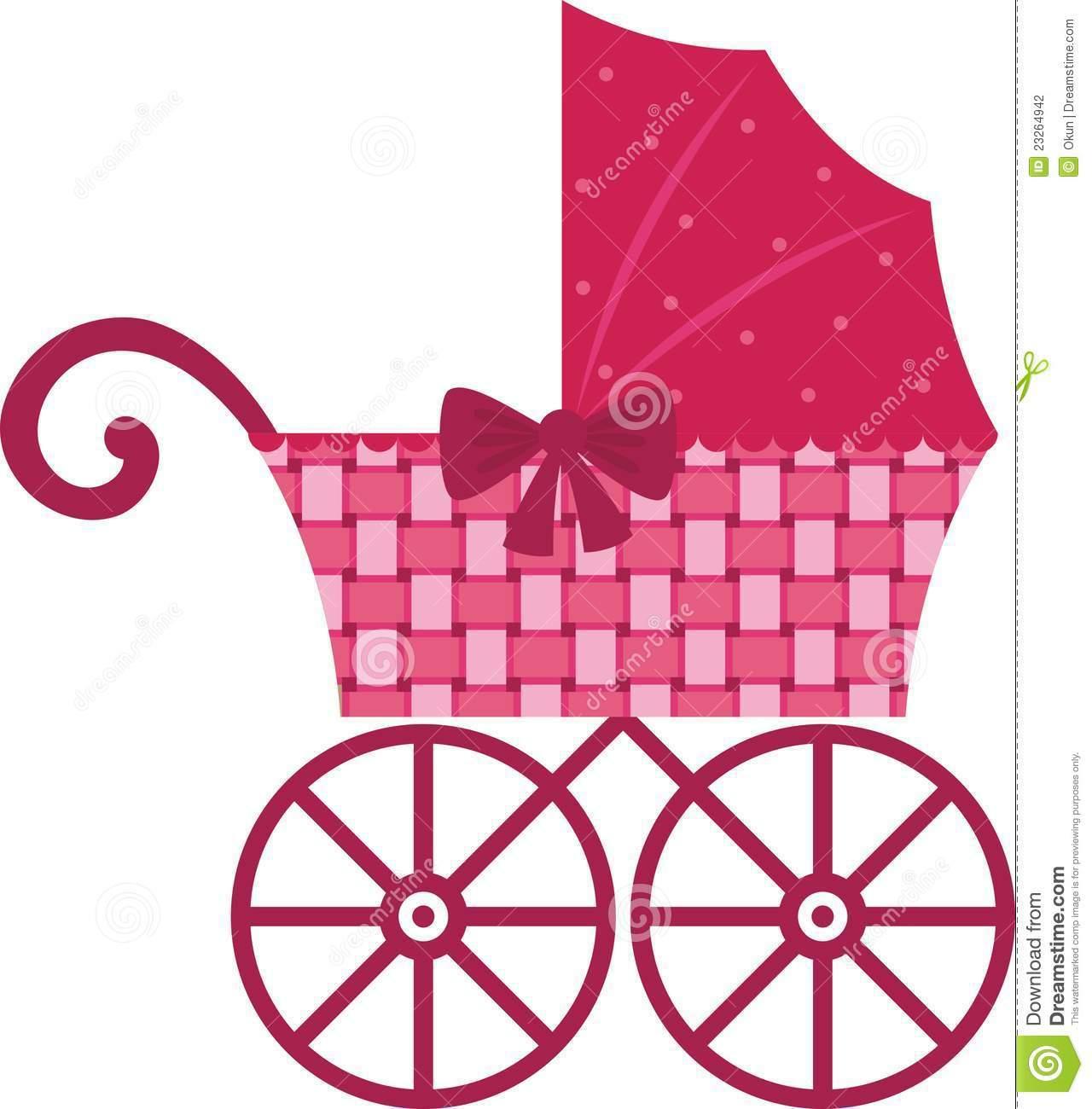 1280x1300 Baby Stroller Clip Art
