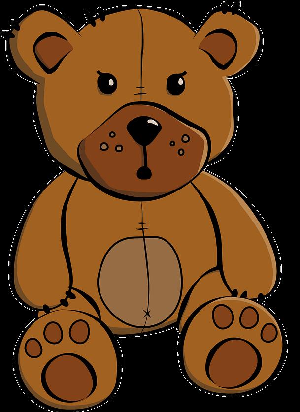 609x837 Stuffed Animal Clipart build a bear