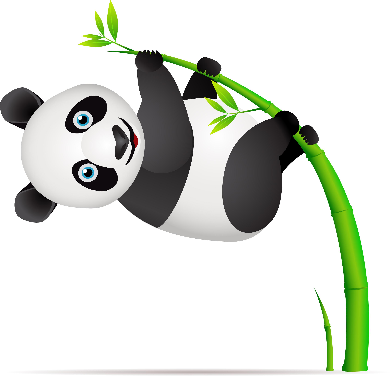 2866x2758 Wondrous Design Ideas Panda Bear Clipart Cute Cartoon Bears Clip