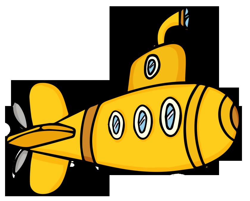 840x675 Submarine