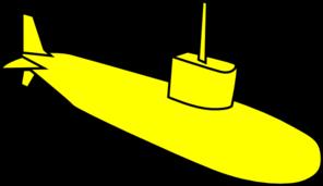 296x171 Yellow Submarine Clip Art