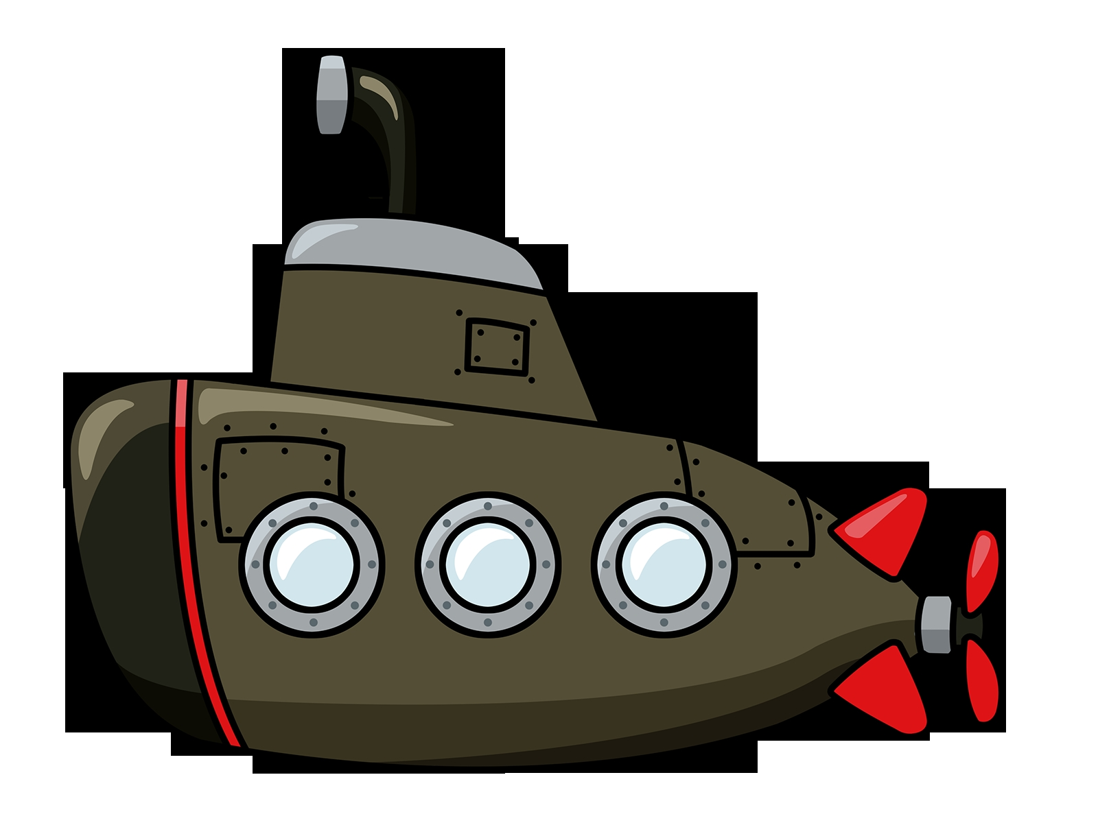 1600x1200 Best Of Submarine Clipart Collection