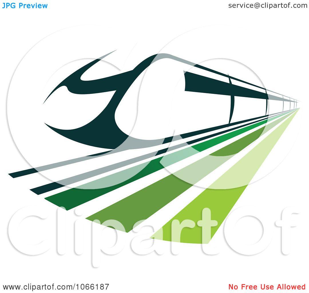 1080x1024 Clipart Green Train