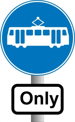 263x425 Electric Metro Bus Road Sign Station Clip Art Vector Clip Art Free