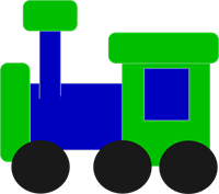 200x177 Free Train Clipart Png, Tra N Icons