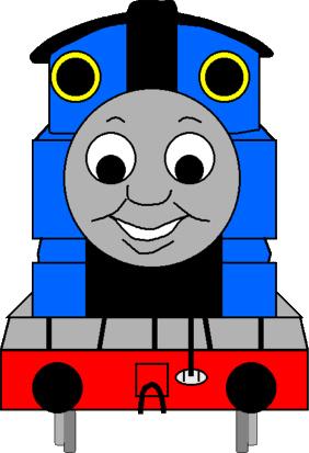 282x413 Train Clipart