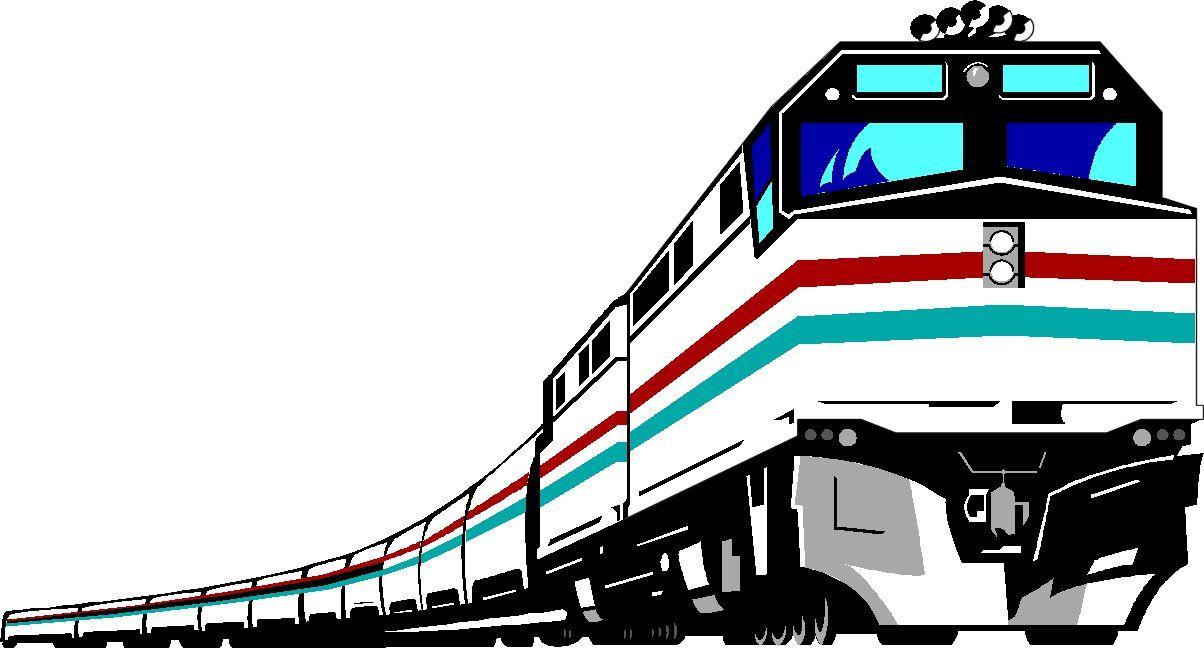 1204x648 Train Clipart